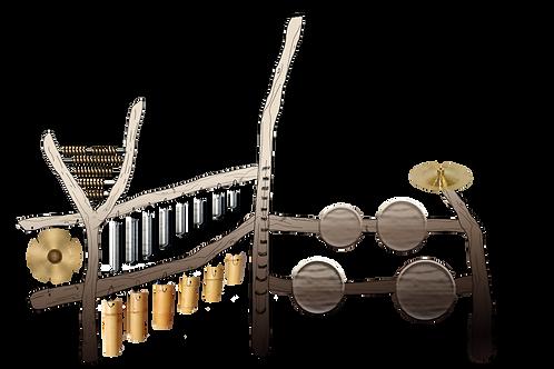 Muziekinstrument robinia