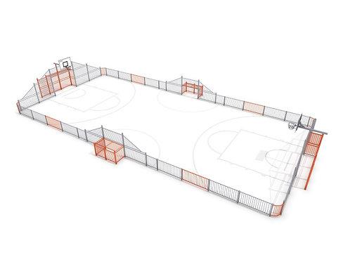 Arena 4 (25mx12m)
