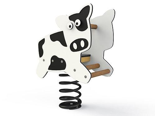 Veerelement koe
