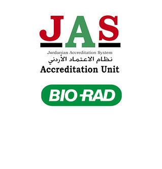 "JAS ISO with the code or number ""ISO 15189:2012"" - BioRad"