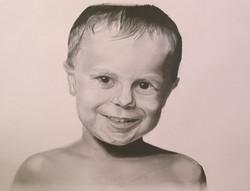 Dare  - Pencil portrait