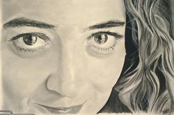 Beauty - Pencil portrait