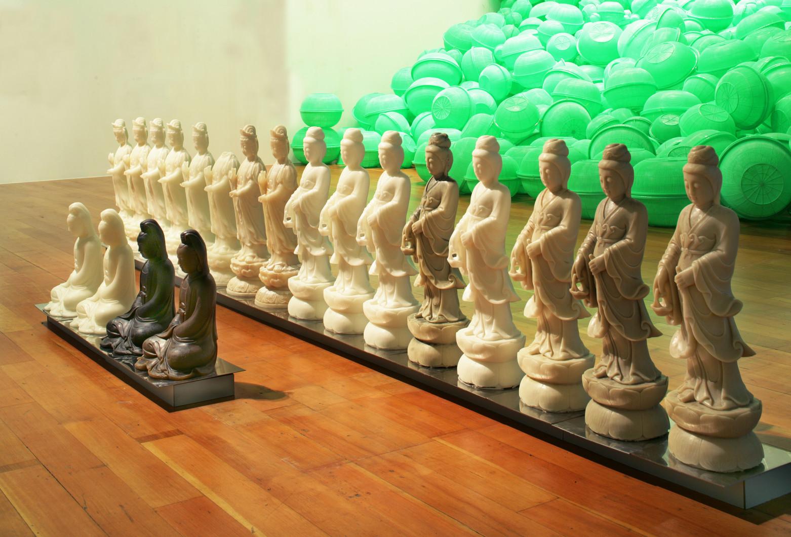 Installationview, Soft Power,Korea Foundation