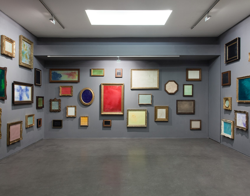 Installation view, Painting Series, HADA Contemporary