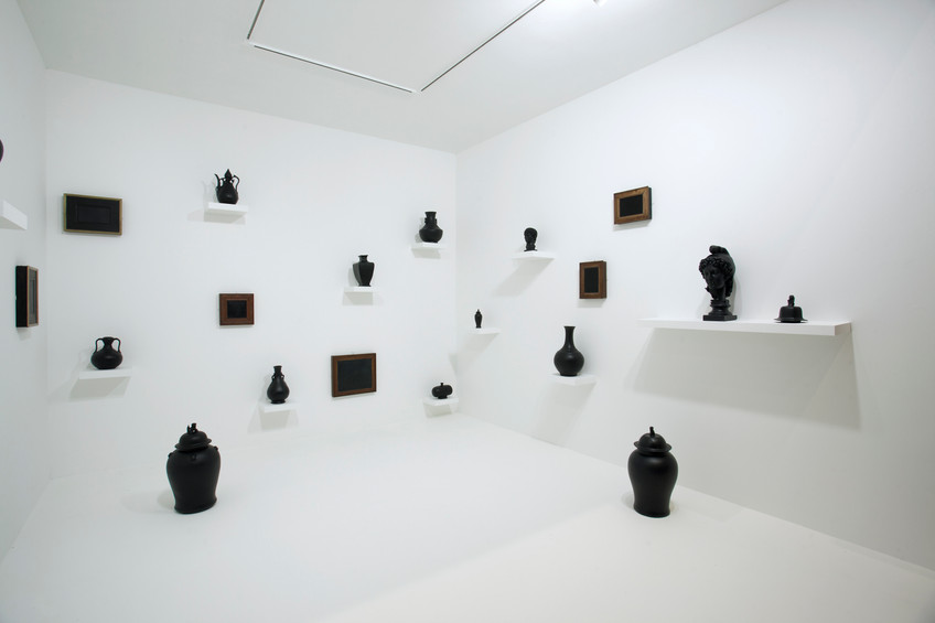 Installation view, Meekyoung Shin Solo Show, Space K