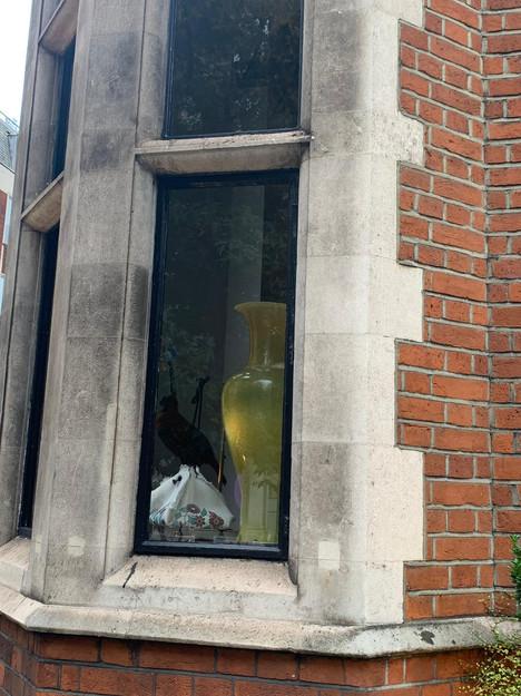 Installation view, START x Roland Mouret,Saatchi Gallery