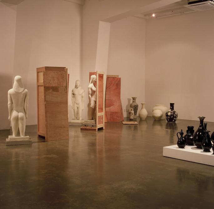 Installation view, Translation, Art Club 1563