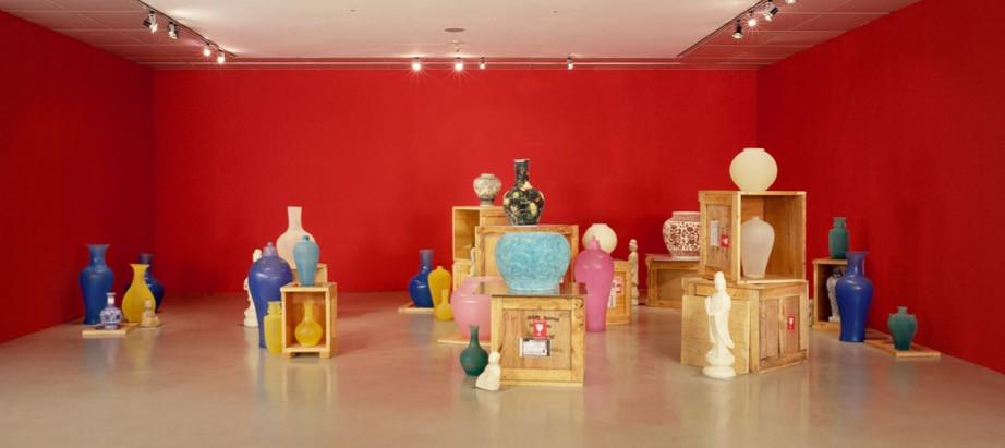Installation view, Art n Play, Hangaram Museum