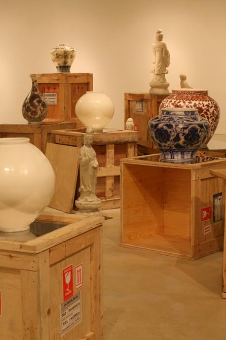 Installation veiw, Translation, Mongin Art Center