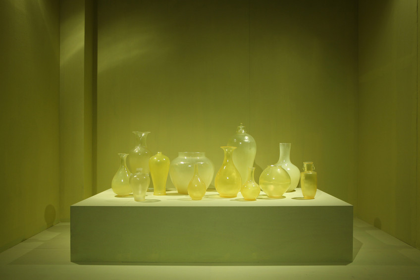 Installation view, Art & Synesthesia, Seoul City Museum