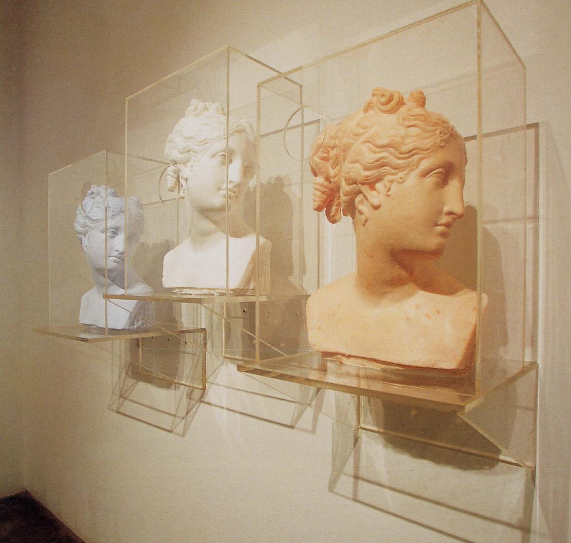 Installation view, Chemical Art, Gallery Sagan