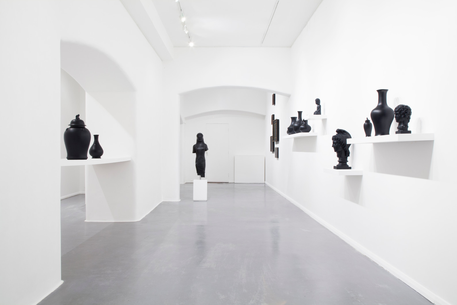Installation view, Architype: Meeyoung Shin, Sumarria Lunn Gallery