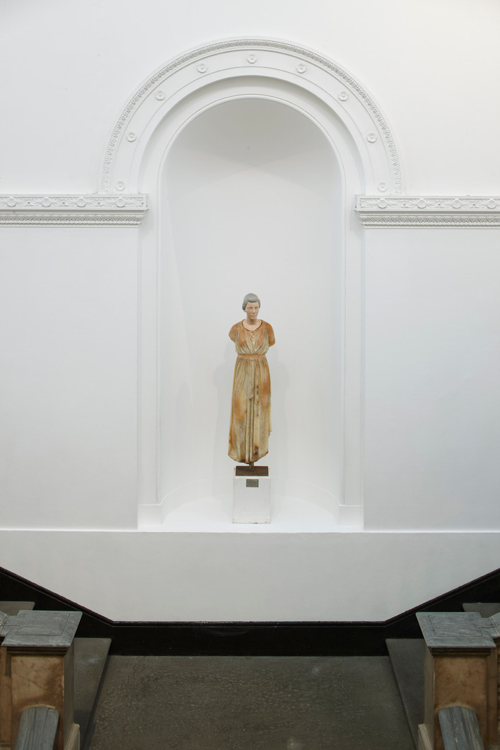 Installation view, Translation, HoV