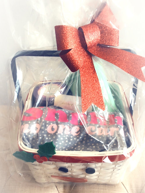 Nap Queen Gift Basket
