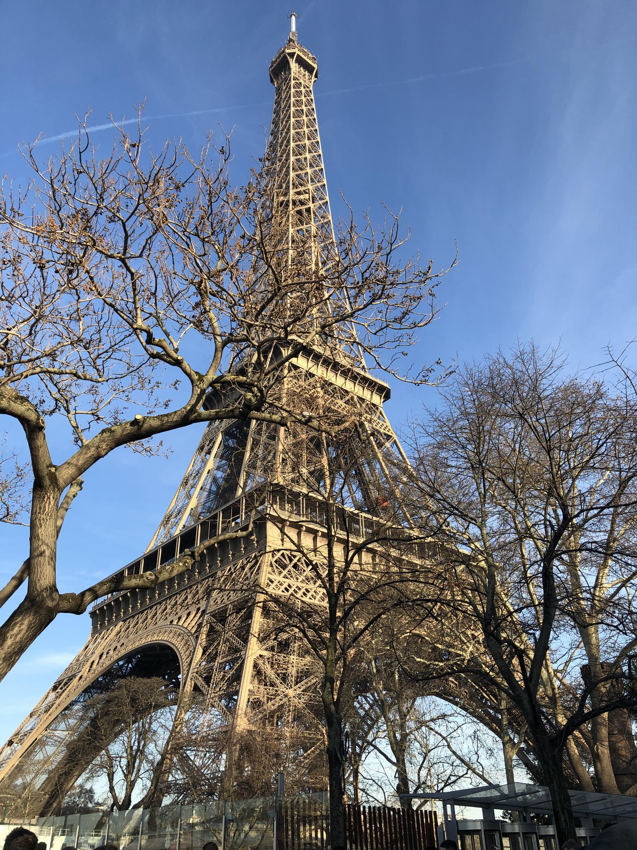 Eiffel Tower 2019