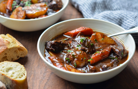 Cooking Stacy's Winter Beef Stew - Full Recipe