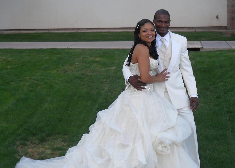 Stacy & Adrian
