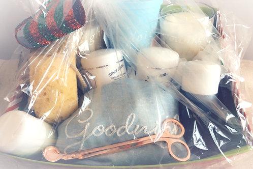 Good Night Beautiful Gift Basket