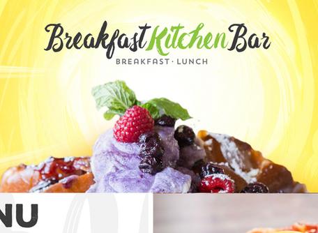 Breakfast @ Breakfast Kitchen Bar