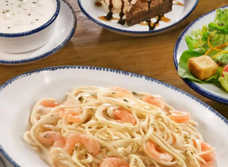 3 Course Red Lobster Meal for $14.99