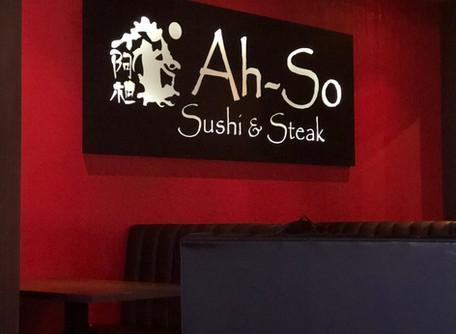AH-SO Sushi & Steak Goodyear AZ