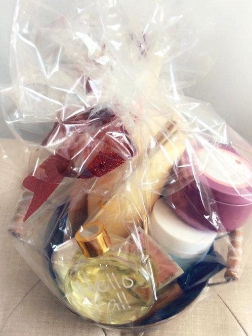 Hello Fall Gift Basket