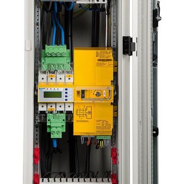 Sistema de monitorização de isolamento IT de uso médico com módulo de comutação/inversão de carga