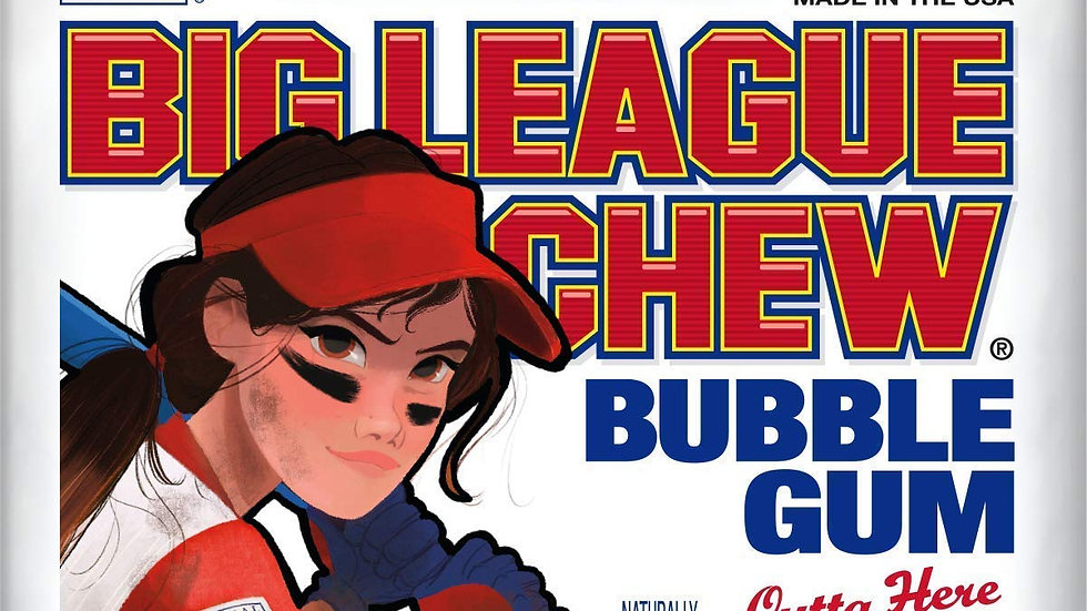 Big League Chew Original