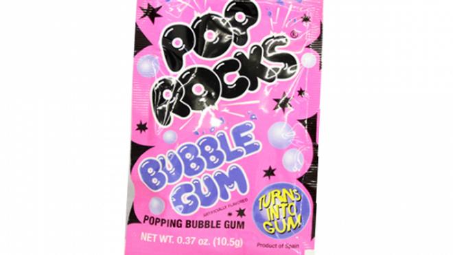 Pop Rocks Crackling Gum