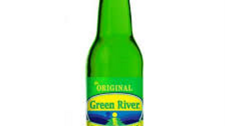 Green River Lime Soda (Local Pickup/Local Delivery Only)