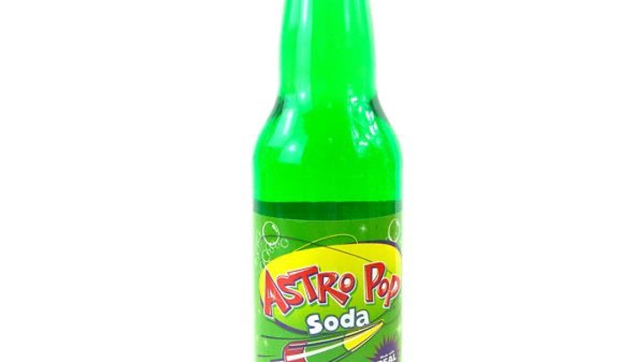 Astro Pop Soda (Local Delivery/Local Pickup Only)