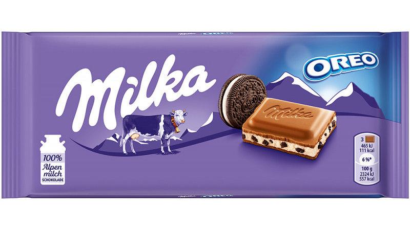 Milka Oreo Bar (German Import)