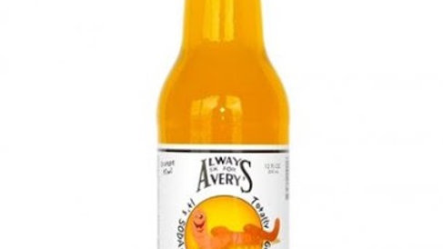 Worm Ooze Soda - Avery's Totally Gross Soda (Local Pickup/Local Delivery Only)