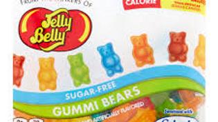 Jelly Belly Sugar Free Gummi Bears - 2.8oz Bag