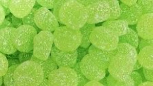 Sour Apple Dots 1/2 lb