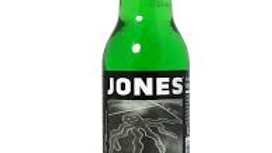 Jones Green Apple Soda (Local Pickup/Local Delivery Only)