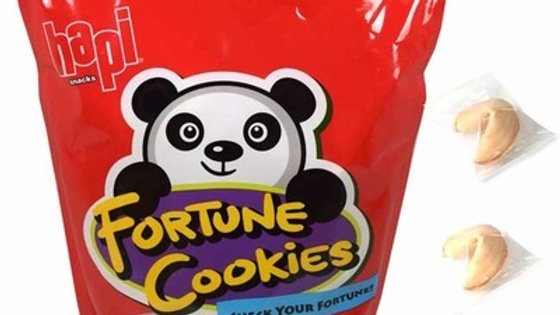 Hali Fortune Cookies 4oz Bag