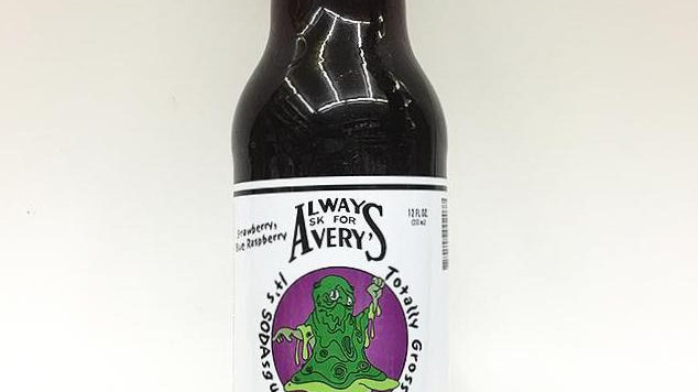 Monster Mucus - Avery's Totaly Gross Soda  (Local Pickup/Local Delivery Only)