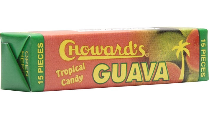 Chowards Guava Candy