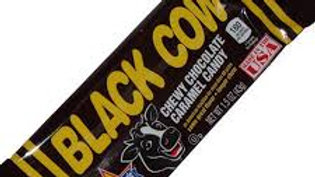 Black Cow Chewy Chocolate Caramel Candy Bar 1.5oz