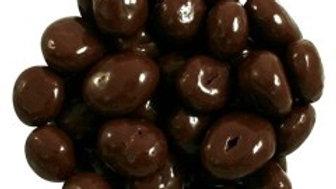 Dark Chocolate Covered Jumbo Raisins 1/2 lb
