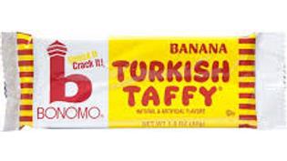 Turkish Taffy Banana