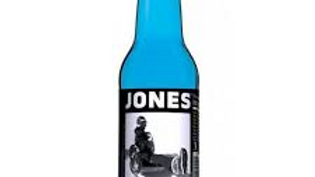 Jones Blue Bubblegum Soda (Local Pickup/Local Delivery Only)