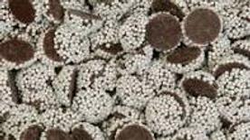 Mini Dark Chocolate Nonpariels 1/2lb
