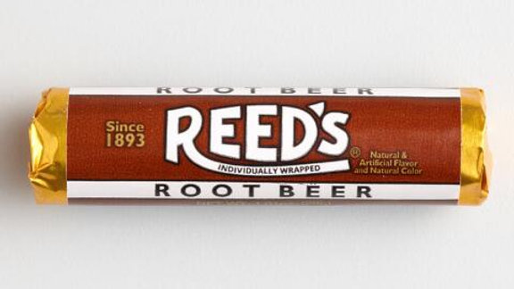 Reed's Root Beer Hard Candy
