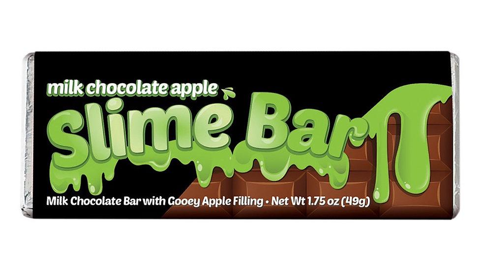 Milk Chocolate Apple Slime Bar