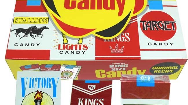 Candy Cigarettes - Full Case (24 Packs)
