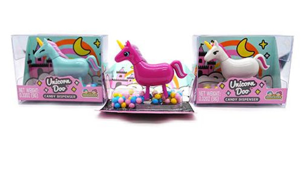 Unicorn Doo Candy Dispenser
