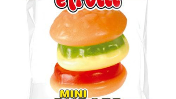 eFrutti Mini Burger