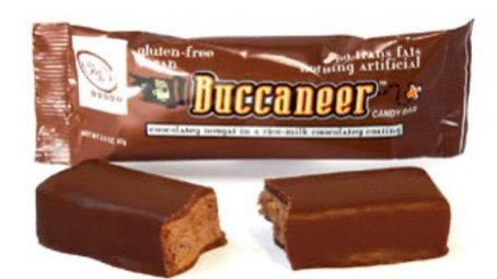 Buccaneer Vegan Candy Bar